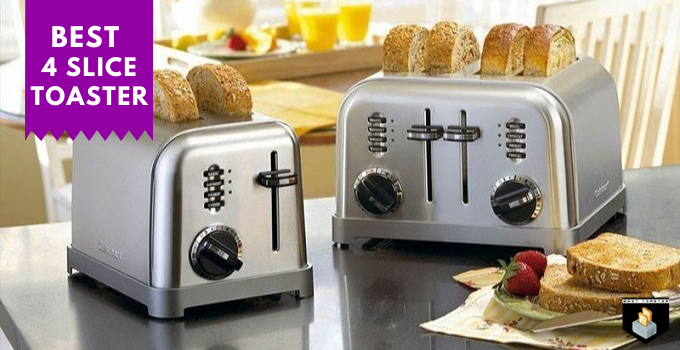 10 Best 4 Slice Toaster 2021 Buying Guide